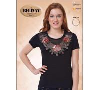 0610 ― футболка женская купить в Москве интернет-магазине