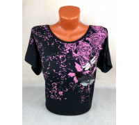 1184 ― футболка женская купить в Москве интернет-магазине