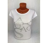 21735 ― футболка женская купить в Москве интернет-магазине